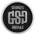 Georges St-Pierre Pewter Belt Buckle