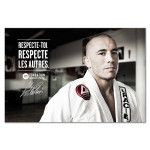 Affiche Fondation Georges St-Pierre
