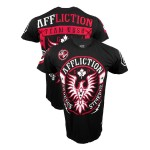 GSP Affliction Rush T-shirt - Official UFC 154 Walk Out