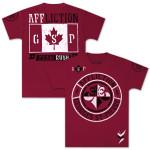 GSP Affliction Rush Train T-shirt