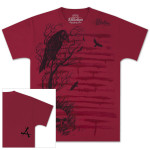 GSP Affliction Branch Out T-shirt