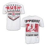 George St. Pierre - Legend Tee by Affliction