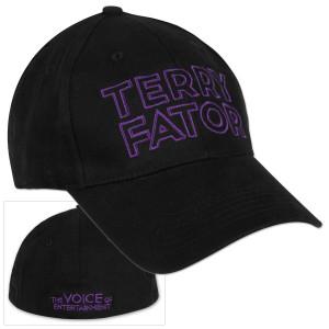 Terry Fator Logo Cap
