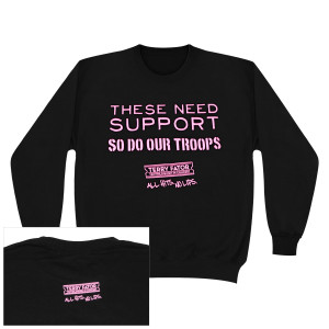 Terry Fator These Need Support Sweatshirt