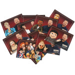 Terry Fator Collector Card Complete Pack