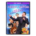 Terry Fator: Live In Concert DVD