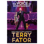 Terry Fator Program