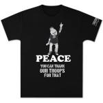 Terry Fator Duggie Scott Walker Peace T-Shirt
