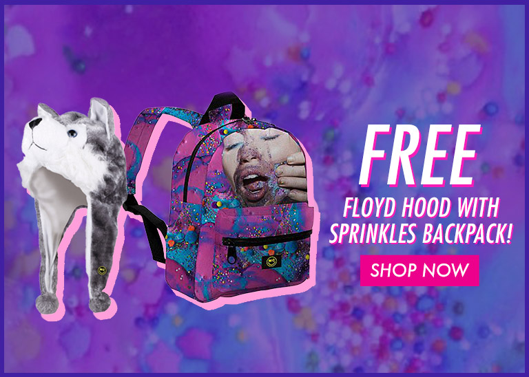 Backpack promo