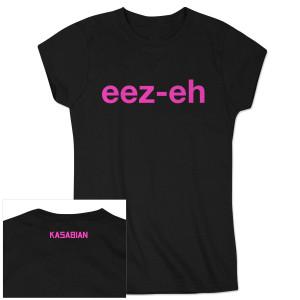 Kasabian Eez-Eh Girls T-Shirt