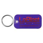LaBlast Purple Keychain