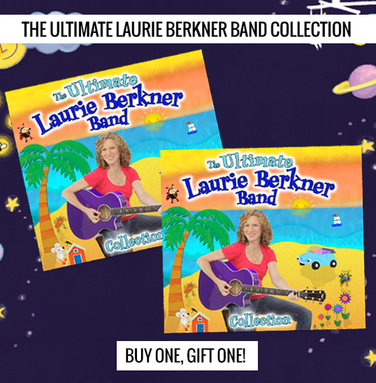 The Ultimate Laurie Berkner Band Collection