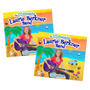 Buy One, Gift One Ultimate Laurie Berkner Band Collection