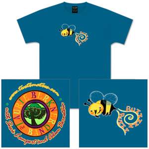 Laurie Berkner Band - Kid's Buzz Buzz T-Shirt