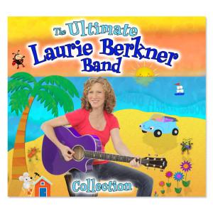 Laurie Berkner- Ultimate Album Digital Download