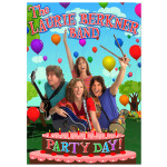 Laurie Berkner Band - Party Day! DVD