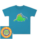 Laurie Berkner Band - Kid's (Dino) Ask Me What I Say Blue T-Shirt