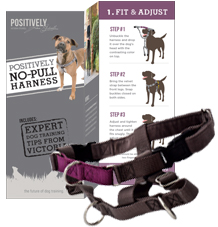 New Positively No-Pull Harness