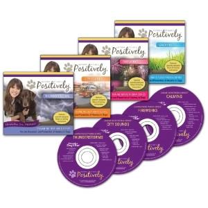 The Canine Noise Phobia Series - Full 4-CD Set