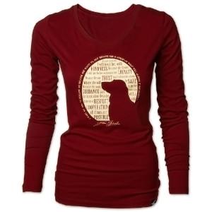 Follow Me Ladies Long Sleeve T-Shirt