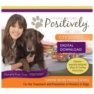 City Sounds Download - Canine Noise Phobia Series