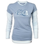 Inspire Respect Ladies 2-Layer T-Shirt