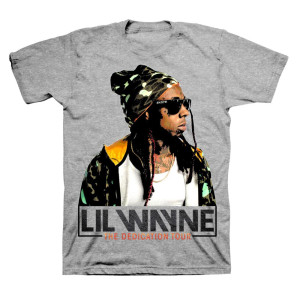 Dedication Weezy Heather Tee