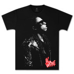 Lil Wayne Profile Shot T-Shirt