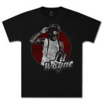 Lil Wayne Circle T-Shirt