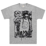 Lil Wayne Photo Drips T-Shirt