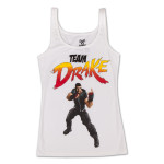 Drake vs. Lil Wayne Team Drake Juniors Tank