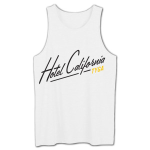 Tyga Hotel California Tank Top