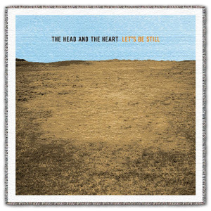The Head and The Heart Let's Be Still Blanket
