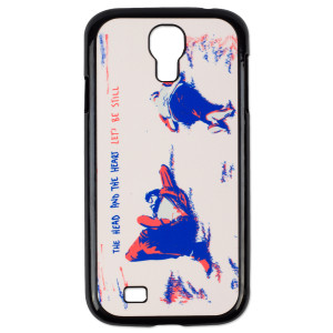 THATH Let's Be Still Galaxy i9500/S4 Phone Case