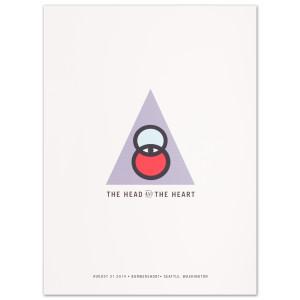 THATH Bumbershoot 8/31/14 Poster