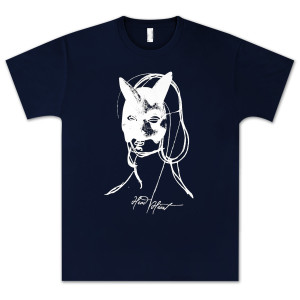 "The Head and The Heart ""Mask"" Unisex T-Shirt"