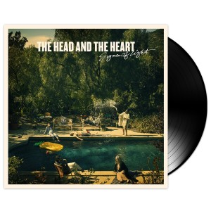 The Head and the Heart Signs of Light LP