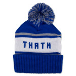 The Head and The Heart Knit Beanie - Blue