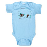 The Head and The Heart Onesie