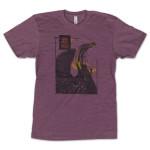 THATH Greek Theatre Bird T-Shirt