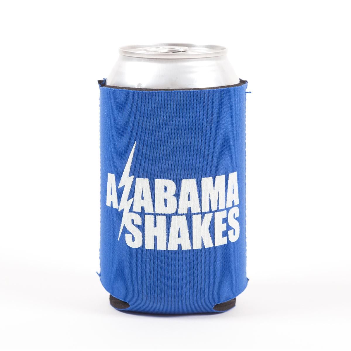 Alabama Shakes Blue Koozie