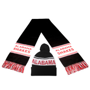 Alabama Shakes Beanie + Scarf