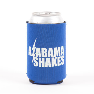 Alabama Shakes Blue Koozie