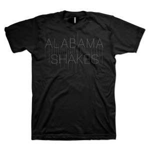 Alabama Shakes Sound and Color T-Shirt