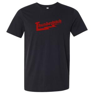 Thunderbitch Logo Tee