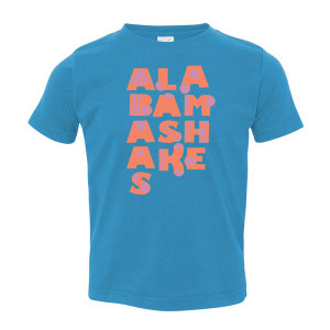 Alabama Shakes Bubble Toddler Tee