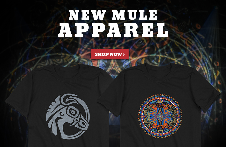 New Mule Apparel for 2018!