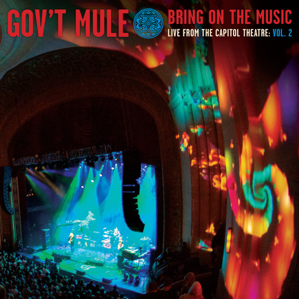 Digital Download Part 2: Bring On The Music / Live at The Capitol