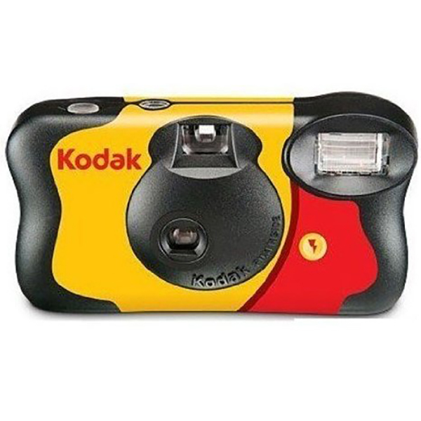 One-of-a-kind Disposable Camera