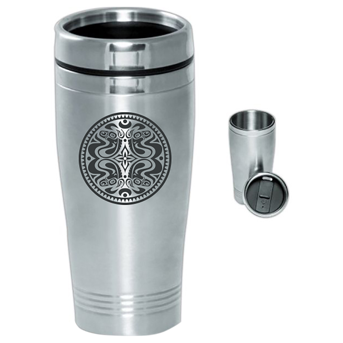 Travel Mug with Dose Logo